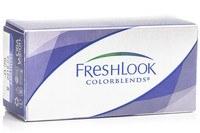 FreshLook ColorBlends, 2er Pack - dioptrisch