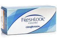FreshLook Colors, 2er Pack - ohne Dioptrien