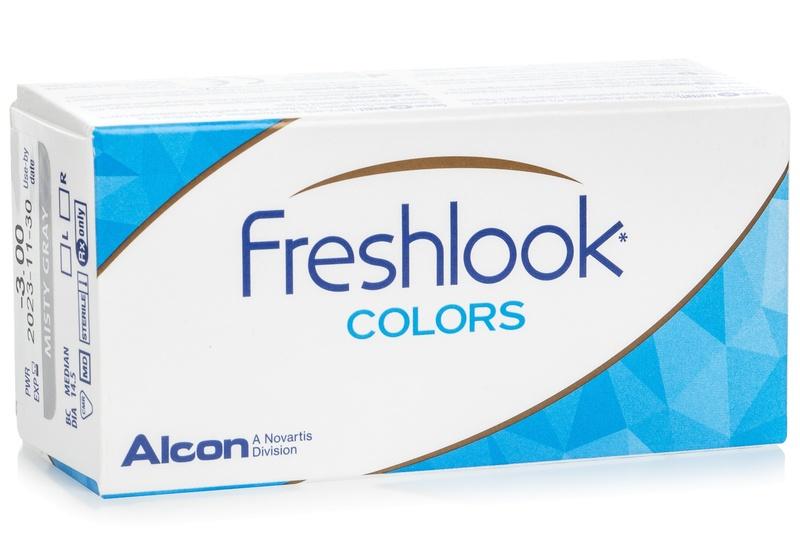 Image of   FreshLook Colors (2 linser) - uden styrke