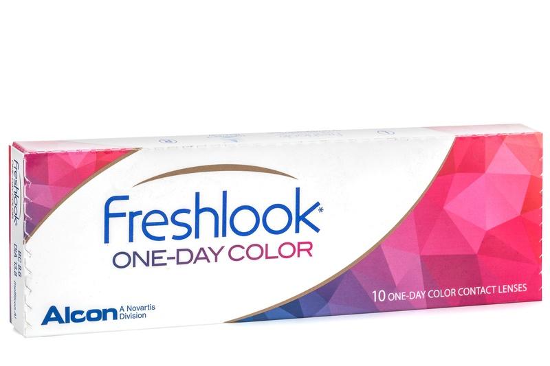 FreshLook ONE-DAY mit Stärke, 10er Pack