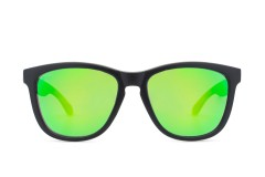 Hawkers Polarized Carbon Black Emerald One