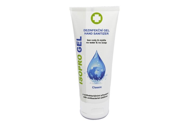 Isoprogel Classic 75 ml - dezinfekční gel na ruce