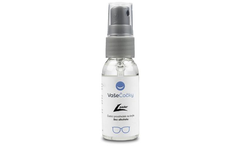 Leader - čistící sprej na brýle 29,5 ml