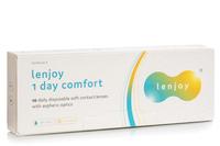 Lenjoy 1 Day Comfort (10 čoček) - startovací balení