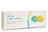 Lenjoy 1 Day Comfort (10 lentile) lentiamo poza