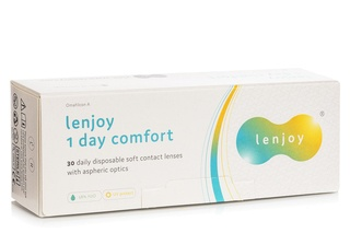 Lenjoy 1 Day Comfort (30 lenses)