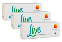 CooperVision Live daily disposable (90 φακοί) Ημερήσιοι Μυωπ...