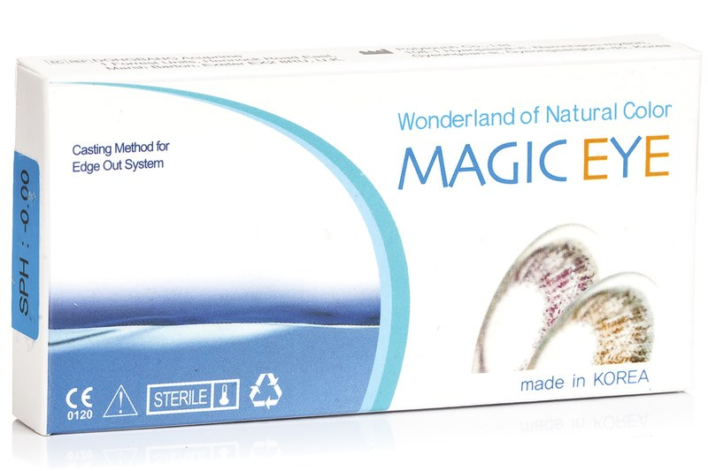 Magic Eye (2 linser) - uden styrke