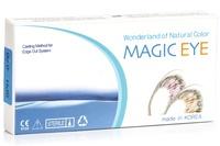 Magic Eye deckend, 2er Pack - dioptrisch