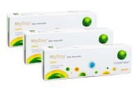 CooperVision MyDay daily disposable Toric (90 φακοί) Ημερήσι...