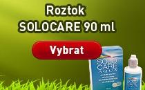 Dárek - roztok Solocare Aqua 90 ml