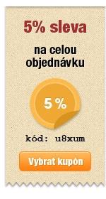 Sleva 5 % na celý nákup