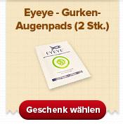 Gurken-Augenpads