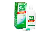 OPTI-FREE Express 355 ml cu suport imagine produs 2021 lentiamo.ro