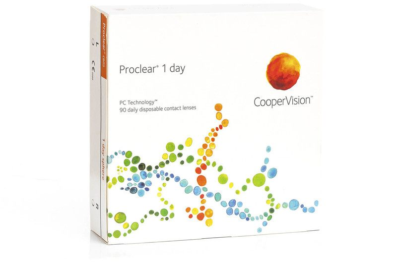 Image of   Proclear 1 day CooperVision (90 linser)