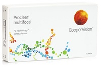 Proclear Multifocal CooperVision (3 lentile)
