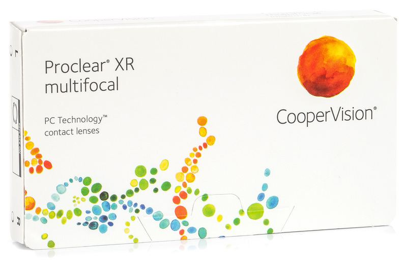 Proclear Multifocal XR CooperVision (3 linser)