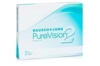PureVision 2 (3 lentile) lentiamo poza