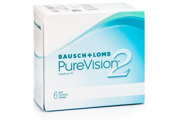 PureVision 2HD (6 lentile)