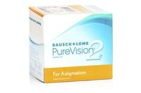 PureVision 2 HD pentru Astigmatism (6 lentile)