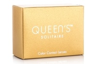 Queen's Solitaire Spheric (2 čočky) - nedioptrické