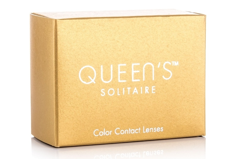 Queens Solitaire Spheric (2 linser)