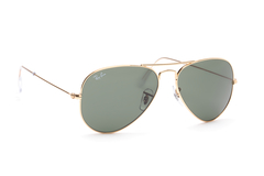 Ray-Ban Aviator Large Metal RB3025 W3234 55