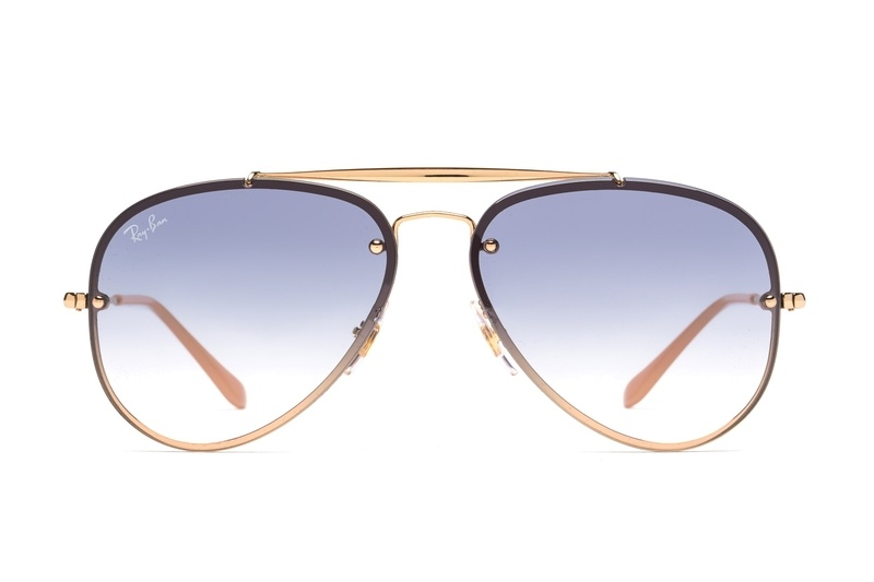 Ray-Ban Blaze Aviator RB 3584N 001 19 58 2. Virtual Mirror 26bde2fa9a