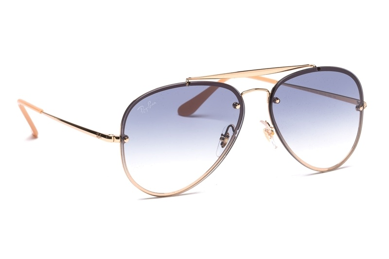 Ray-Ban Blaze Aviator RB 3584N 001 19 58   Lentiamo.co.uk e172d1c7d3