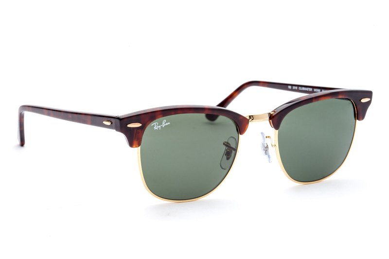 Ray-Ban Clubmaster RB3016 W0366 49 sunglasses