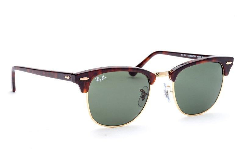 Slnečné okuliare Ray-Ban Clubmaster RB3016 W0366 49
