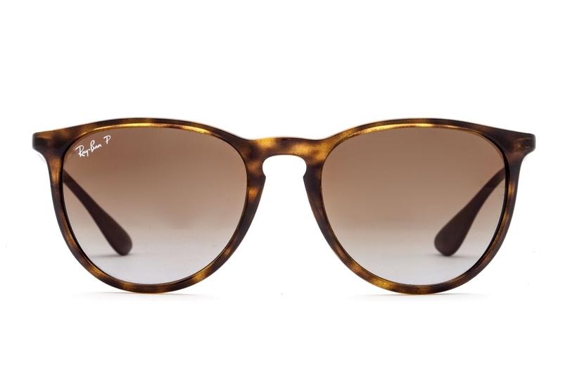Ray-Ban ERIKA RB4171 710/T5 Damensonnenbrille mit polarisierten Gläsern glWJ6A