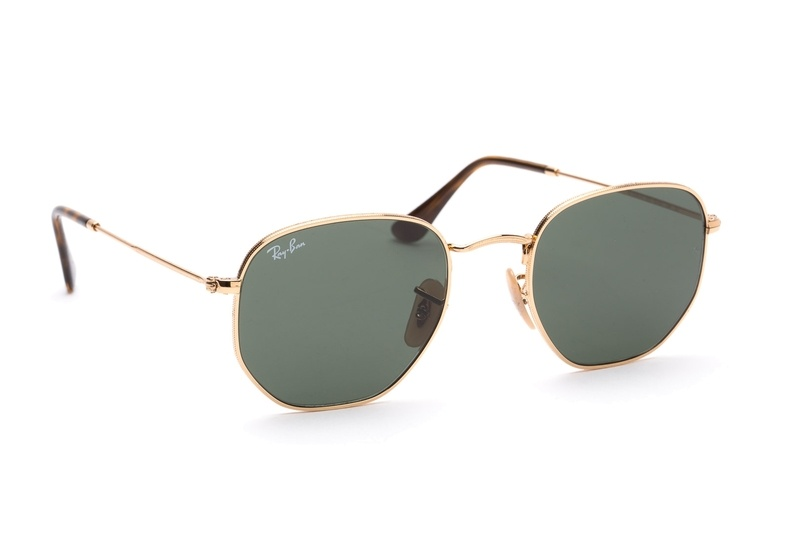 e1cb9d981b Ray-Ban Hexagonal RB 3548N 001 48