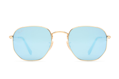 Ray-Ban Hexagonal RB3548N 001/9O 51