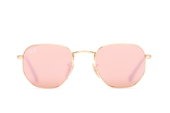 Ray-Ban Hexagonal RB3548N 001/Z2 48