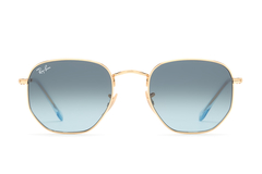 Ray-Ban Hexagonal RB3548N 91233M 51