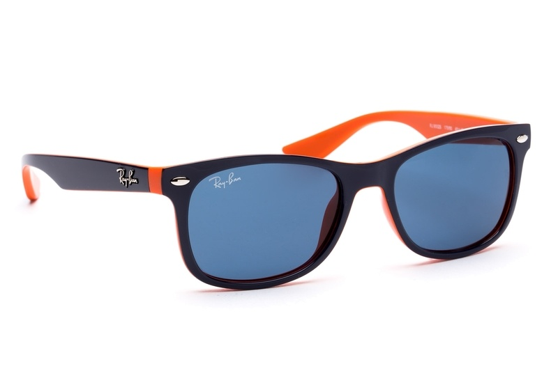 2d1c87ae8a Ray-Ban® Junior New Wayfarer RJ9052S 178 80 48