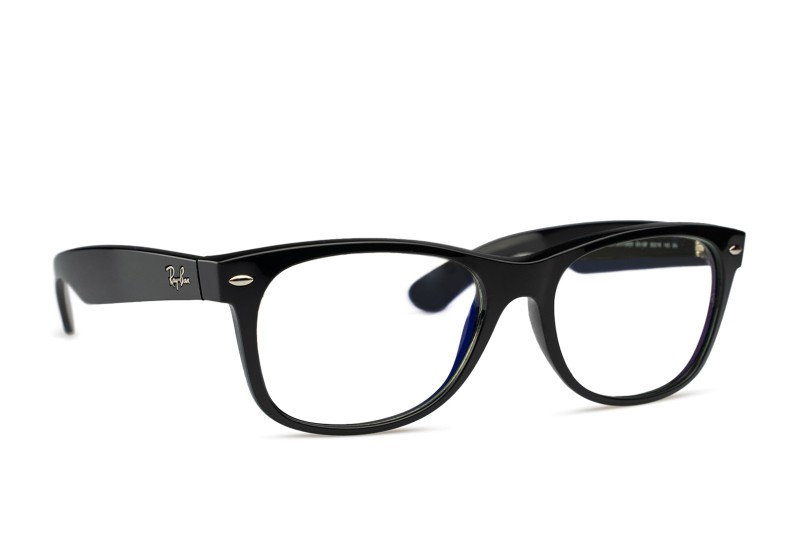 Ray-Ban New Wayfarer Rb2132 901/Bf Everglasses