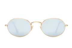 Ray-Ban Oval RB3547N 001/30 51