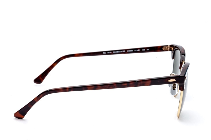 a6e755a99b Ray-Ban® Clubmaster RB3016 W0366 51