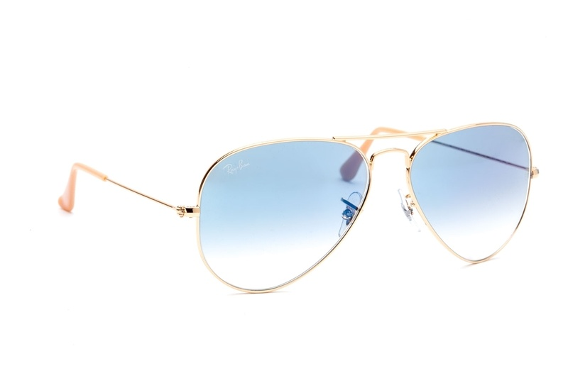 0edc6360ef Ray-Ban Aviator Large Metal RB 3025 001 3F 58