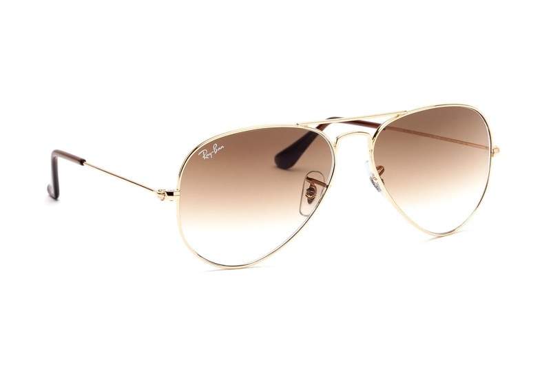 fc5d1964db TOP Ray-Ban Aviator Large Metal RB 3025 001 51 55
