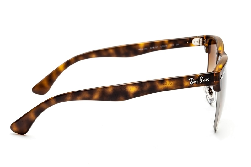 e503f90264 Ray-Ban Clubmaster Oversized RB4175 878 51 57 2. Virtual Mirror