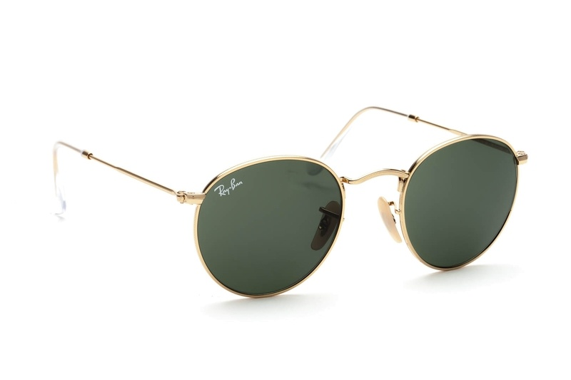 Ray-Ban Round Metal RB 3447 001 53  926de662d7f