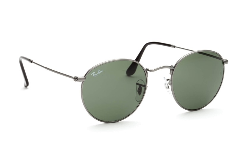 3be37156ee24a Ray-Ban® Round Metal RB3447 029 50