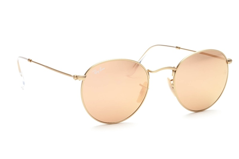66836dd476 Ray-Ban® Round Metal RB3447 112 Z2 50