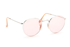 Ray-Ban Round Metal RB3447 9065V7 50