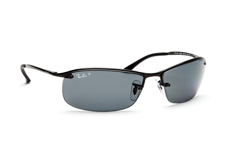 aef3ce90b5f019 TOP Ray-Ban Top Bar RB3183 002 81 63