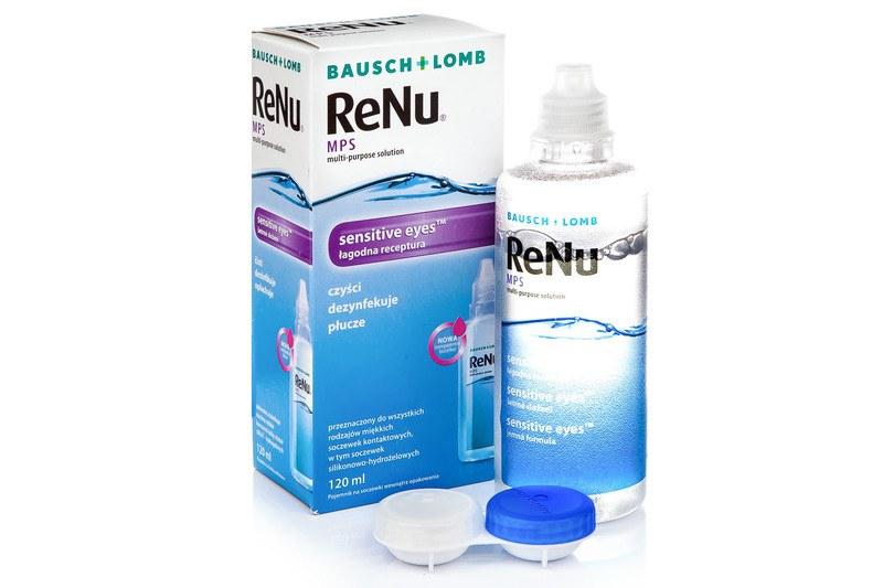Image of   ReNu MPS Sensitive Eyes 120 ml med etui