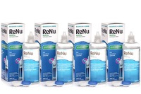 ReNu MultiPlus ® Multi-Purpose 4 x 360 ml cu suporturi